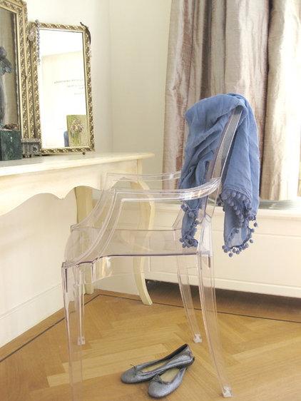 Eclectic Bedroom by Iris