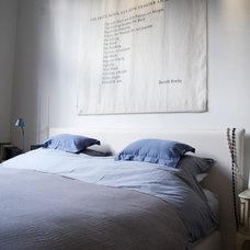 Contemporary Bedroom by Iris