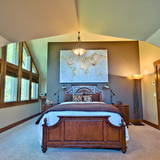 Contemporary Bedroom by JayWest Country Homes