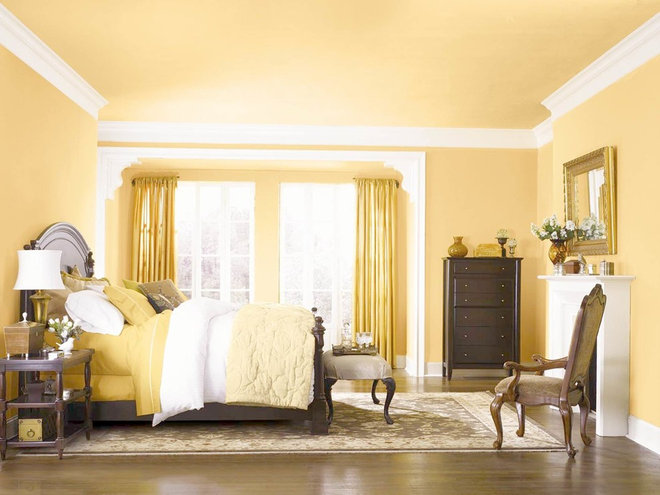 best ways to use the soft yellow color of 2014