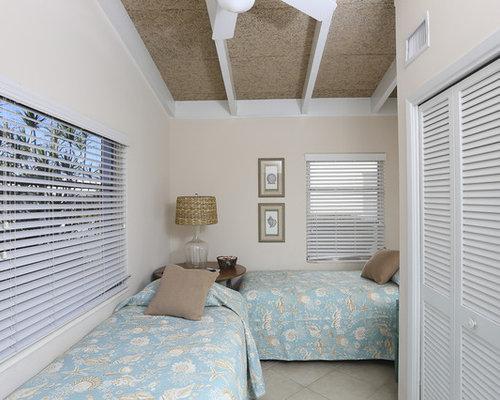 Maritime Schlafzimmer mit Linoleum Ideen, Design & Bilder   Houzz