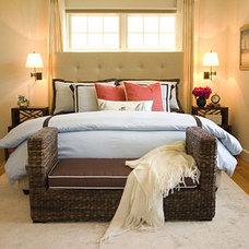 Bedroom by Kate Jackson Design