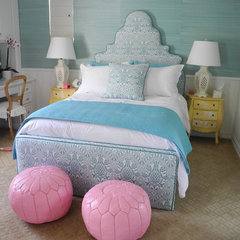 bedroom by Kathleen DiPaolo Designs