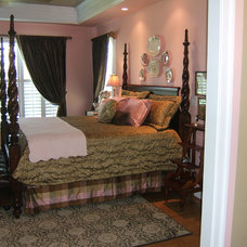 Traditional Bedroom by Kevin Malone
