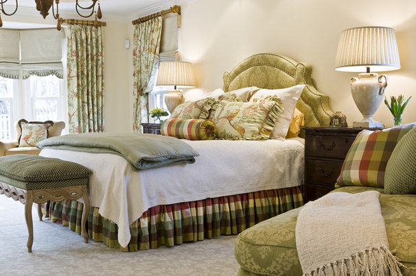 Traditional Bedroom by Kirsten Nease Designs
