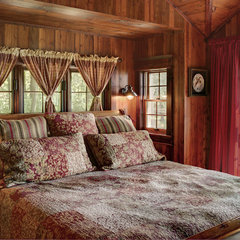 traditional bedroom by Lands End Development - Designers & Builders