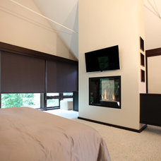 Contemporary Bedroom by Lankford Design Group