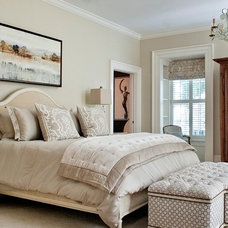 Traditional Bedroom by LGB Interiors