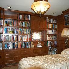 Traditional Bedroom by Artisan Custom Interiors