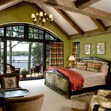 Traditional Bedroom by Marie Meko, Allied ASID