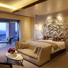 Contemporary Bedroom by Merlin Contracting & Developing, llc