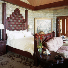 Traditional Bedroom by Merlin Contracting & Developing, llc