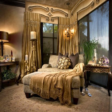 Traditional Bedroom by Michael Woodall photographer