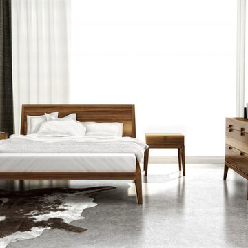 Bedroom Moment by Up Huppe