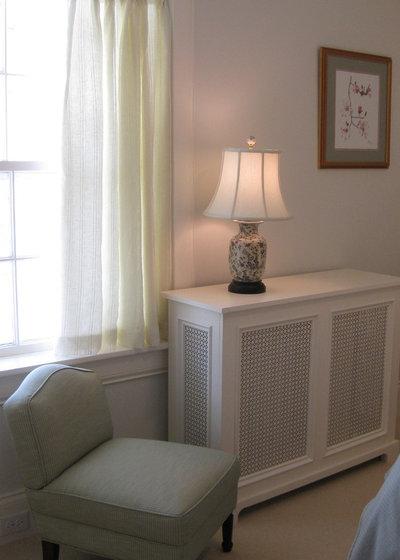 Traditional Bedroom by Nadia Watts Interior Design