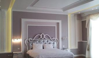 bedroom: NEOCLASSICAL