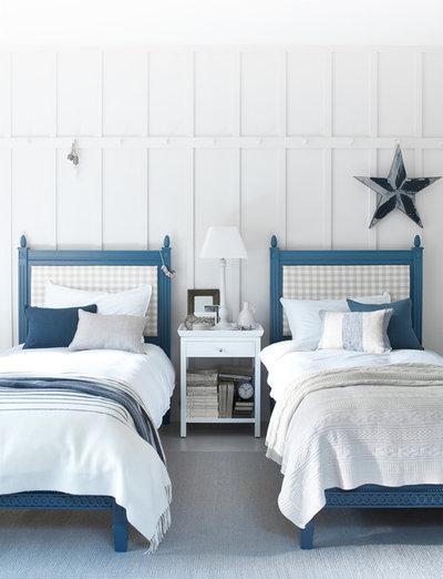 Scandinavian Bedroom by Neptune
