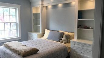 Bedroom Nook Unit