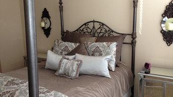 Bedroom organizing houston