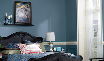 Bedroom Paint- Sherwin Williams Brand
