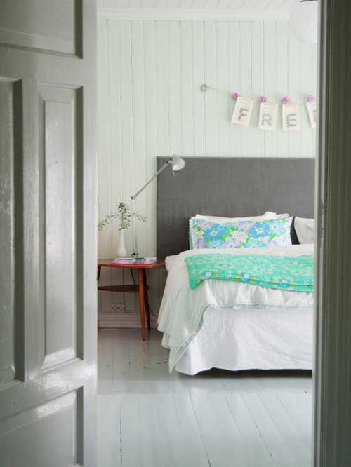 14. Grey And Mint Bedrooms Houzz