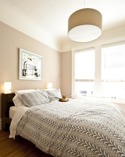 Eclectic Bedroom bedroom pendant lamp