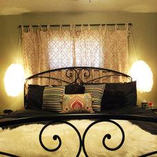Eclectic Bedroom Bedroom Progress