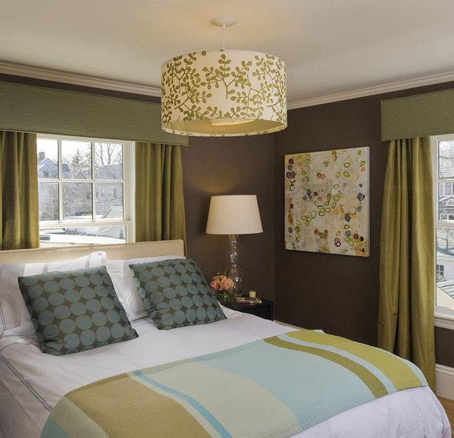 Modern Bedroom by Rachel Reider Interiors