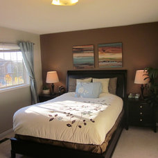 Traditional Bedroom by Sold By Style Home Staging & Redesign