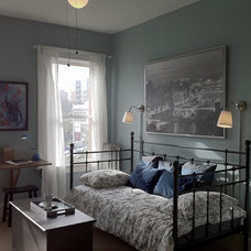 Bedroom by Nancy Finneson, AKBD, CAPS / DeMane Design