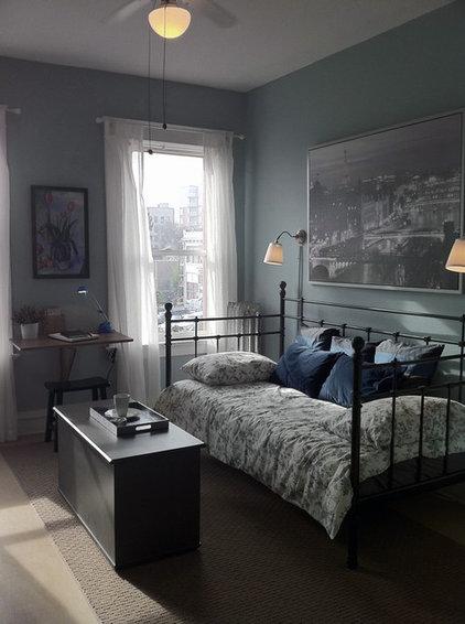 Bedroom by Nancy Finneson, AKBD, CAPS / DeMane Design