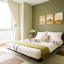 Modern Bedroom Bedroom Retreat