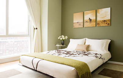 Bedding Trends: Tailored and Tucked In