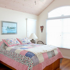 Beach Style Bedroom by Rikki Snyder