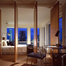 Modern Bedroom by Robbins Architecture