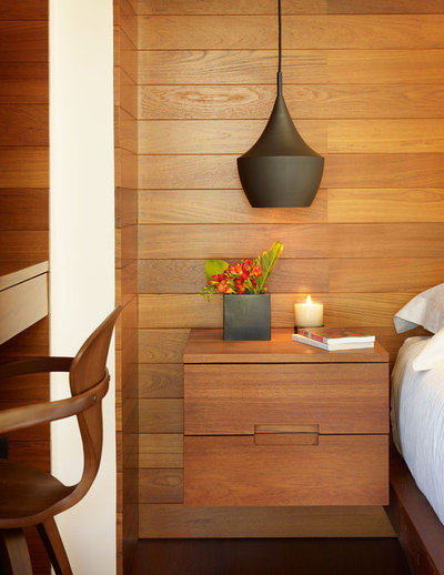 Tropical Bedroom by Rockefeller Kempel Architects