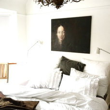 Eclectic Bedroom by sarah & bendrix