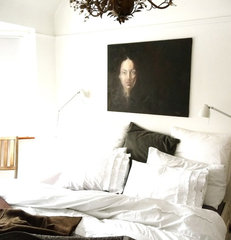 eclectic bedroom by A Few Things From My Life