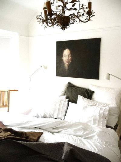 Eclectic Bedroom by sarah & bendrix