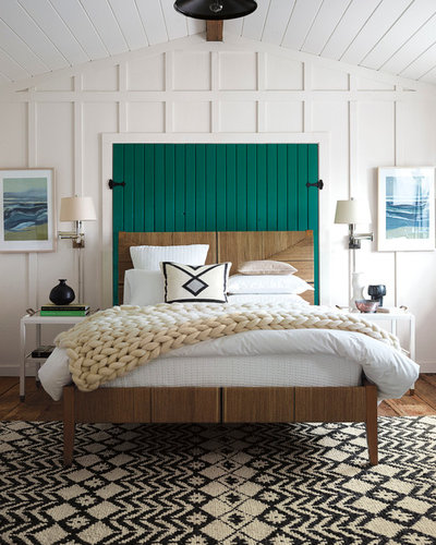 Beach Style Bedroom by Serena & Lily