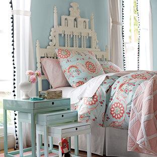 Eclectic bedroom photo in San Francisco