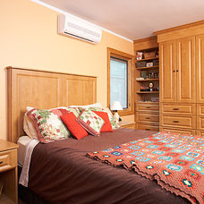 Traditional Bedroom by Custom Closets Direct