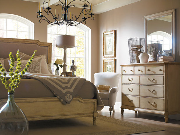 American Traditional Bedroom by Eastern - The Furniture Company
