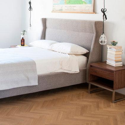 Midcentury Bedroom by SmartFurniture