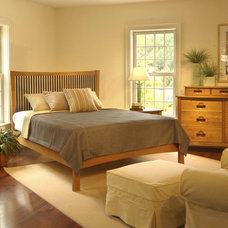 Transitional Bedroom by SmartFurniture