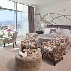 Bedroom by Smith Firestone Associates