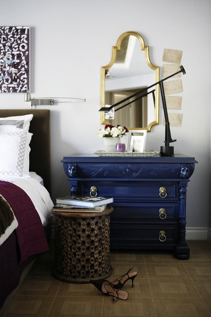 Eclectic Bedroom by Splendid Willow