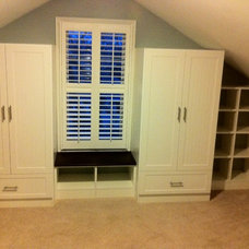 Traditional Bedroom by Bella Systems - Custom Closets