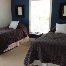 Contemporary Bedroom by studio m  |  design