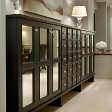 Traditional Bedroom by Plain & Fancy Custom Cabinetry